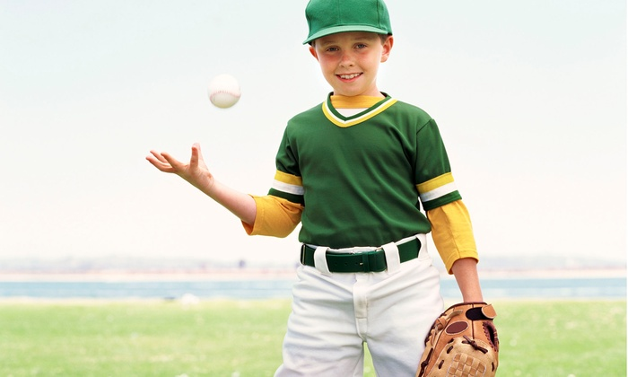 Legends Baseball Instruction - Fairfield: $149 for Baseball Camp for One from Legends Baseball Instruction ($295 Value). Five Sessions Available.