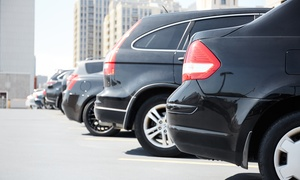 Park-N-Go Airport Parking: One, Three, Five, or Seven Days of Valet Parking at Park-N-Go Airport Parking (Up to 71% Off)