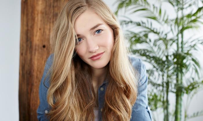 Eliza Beauty Salon - Herndon: Haircut, Lowlights, and Highlights at Eliza Beauty Salon (50% Off)