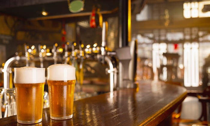 Barleycorn's Craft Brew - Natick: $145 for a Make-Your-Own Beer or Wine Workshop for Up to Six at Barleycorn's Craft Brew ($295 Value)