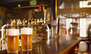Lancaster Brewery: Brewery Tour for Two or Four with Pies, Pickles and Three Pints Each at the Lancaster Brewery (Up to 58% Off)