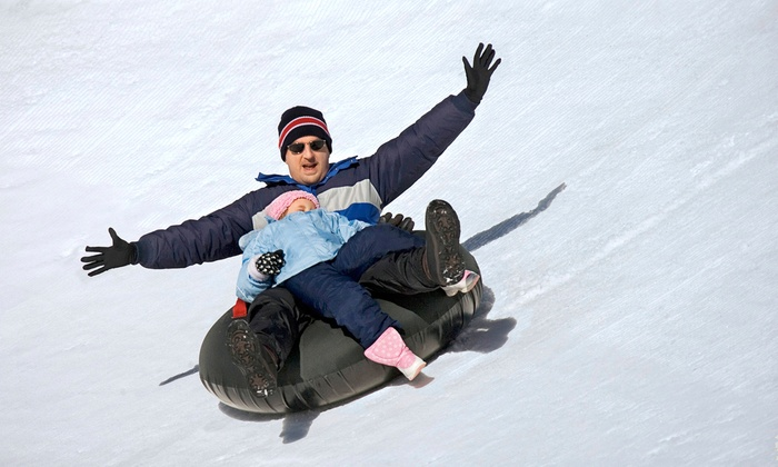 Mount Pleasant of Edinboro - Cambridge Springs: Snow Tubing for Two at Mount Pleasant of Edinboro (Up to 50% Off). Two Options Available.