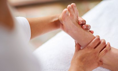 Podiatry Consultation with Treatment and Optional Foot Massage at Aesthetics of Liverpool (Up to 81% Off)