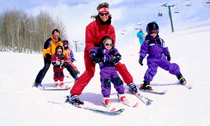 Nashoba Valley Ski Area - Westford: One Ticketfor Night Skiing at Nashoba Valley Ski (34% Off)