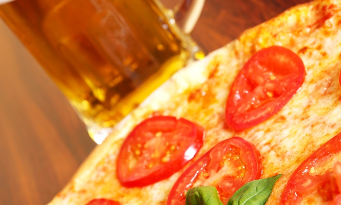 The Warehouse Bar & Pizzeria - DePaul: Speciality Pizza and Beer for Two or Four at The Warehouse Bar & Pizzeria (Up to 50% Off)