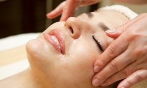 Ava's Unisex Organic Salon & Spa: One-Hour Ayurvedic Facial Packages at Ava's Unisex Organic Salon & Spa (Up to 59% Off). Three Options Available.