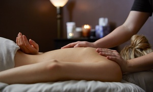 Silk Cotton Spa: Deep-Tissue Massage or Vitamin Intense Facial at Silk Cotton Spa (Up to 39% Off)
