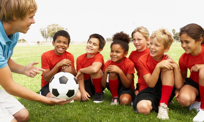 United Soccer Club-Olympia Heights - University Park: Four Days of Sport Summer Camp at United Soccer Club (Up to 79% Off)