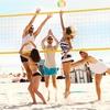5 o 10 lezioni di beach volley