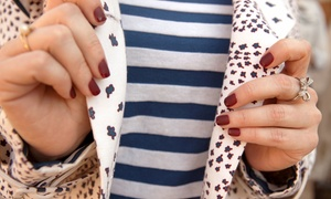 Just Polished Salon: Nail Services at Just Polished Salon (Up to 51% Off). Seven Options Available.