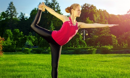 Yoga Hike for One from Hiking Yoga (Up to 50% Off)