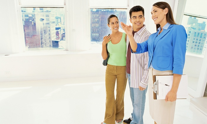 Real Estate Express: Licensing Package from Real Estate Express (Up to 68% Off). Two Options Available.