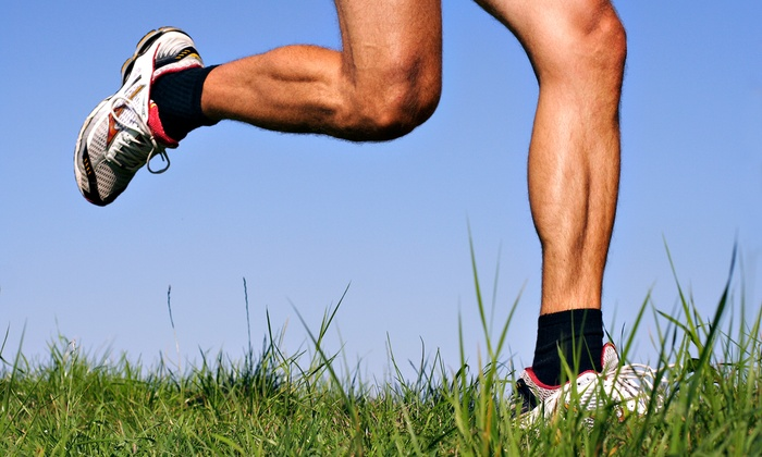 Run Like a Kenyan - Chamberlin Arlington Heights: Two Weeks of Running Clinics or One or Two Months of Running Clinics from Run Like a Kenyan (Up to 58% Off)