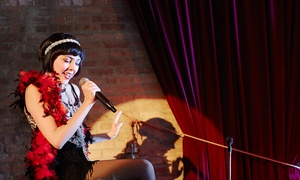 """""""Vaudeville: The Show"""" : """"Vaudeville The Show – Burlesque is Back"""" at 9 p.m. on Saturday, May 14, 21, or 28"""