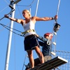 Up to 34% Off Flying-Trapeze Class at Trapeze School New York