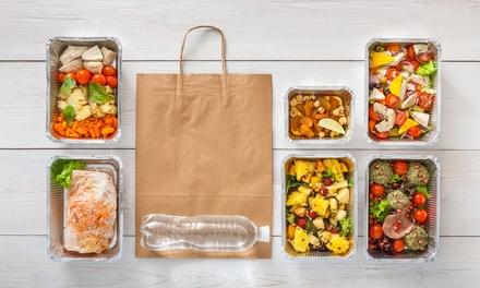 Catering Dietetyczny W Wersji Wege Standard Bezglutenowej 3 Dni