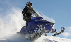 Cottage Country Tours: CC$125 for a 90-Minute Snowmobile Tour for Two at Cottage Country Tours (CC$240 Value)