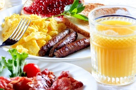 Las Lunitas Restaurant: Brunch for Two or Four Including Mimosas or Sangria at Las Lunitas Diner & Bakery (Half Off)