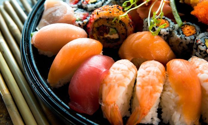 Kumo Japanese Steakhouse - Caloosahatchee: Hibachi Cuisine and Sushi for Dinner at Kumo Japanese SteakHouse (Up to 33% Off)