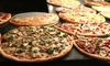 New York Pizza Department - Hixon: Pizza and Italian Food at New York Pizza Department (Up to 40% Off). Two Options Available.