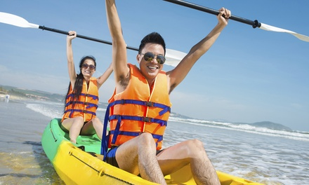 Full-Day Single or Double Kayak Rental from Flamingo At the Everglades (Up to 31% Off)