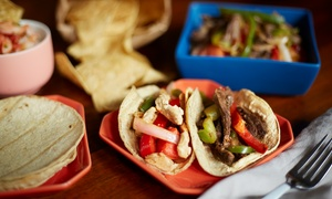 El Tacoriendo: Authentic Mexican Food and Street Tacos at El Tacoriendo (Up to 39% Off). Two Options Available.