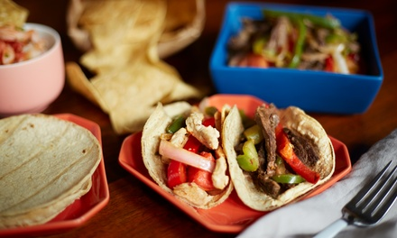 Mexican Food and Drinks for Two at El Coyotito Mexican and Seafood Restaurant (45% Off)