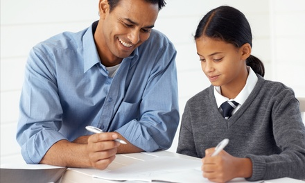 Four or Eight OneHour Math Edge Tutoring Sessions at Sylvan Learning Centre (Up to 52% Off)