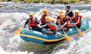 A.R.O. Adventures: $125 for Whitewater Rafting for Two with Lunch from A.R.O. Adventures (Up to $210 Value)