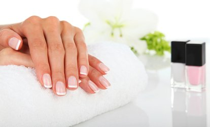 image for Choice of Nail Treatment at Hidden Beauty Worsley (Up to 47% Off)