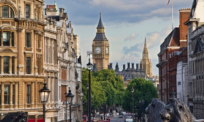 Tour of Europe with Airfare from Great Value Vacations in