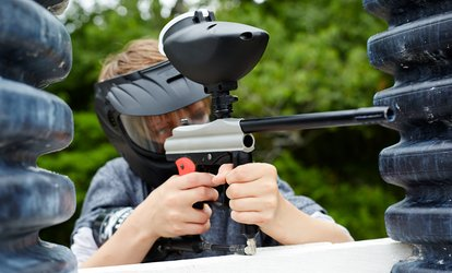 Up to 50% Off Paintball