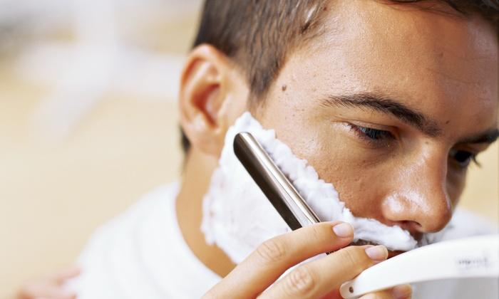 Akwa Grooming - Akwa Grooming: One or Three Men's Grooming Packages at Akwa Grooming (Up to 60% Off)