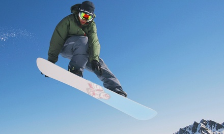 Hot Wax Treatment for Skis or Snowboards at MACkite Boardsports Center (Up to 50% Off). Three Options Available.