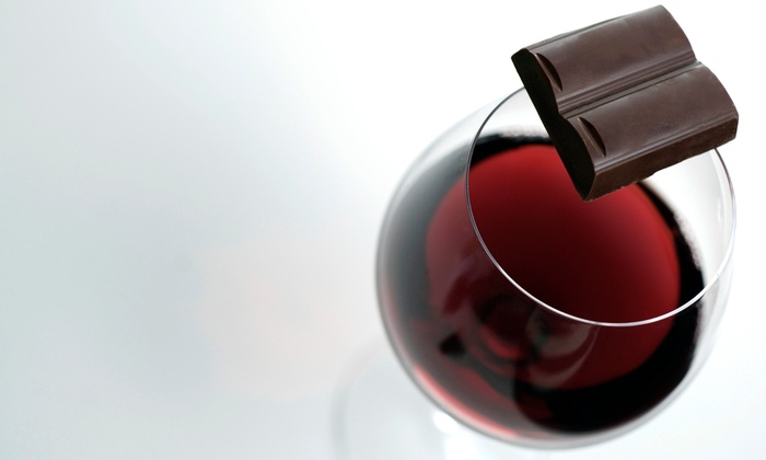 Chouquette - Washington DC: Chocolate-and-Wine Tasting for Two at Chouquette (51% Off). 20 Dates and Times Available.