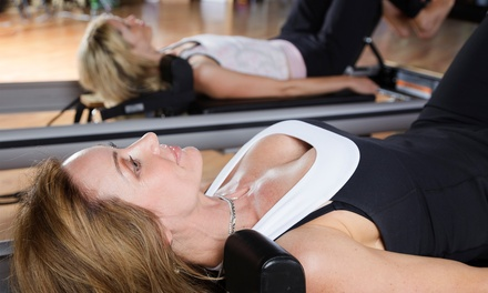 Four or Eight Pilates Reformer Classes at Move Better Pilates (Up to 66% Off)