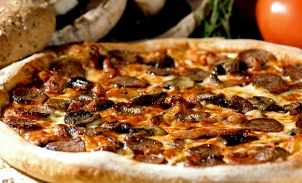 Pizzas and Italian Cuisine at Mio, an Italian Pizzeria (Up to 40% Off)