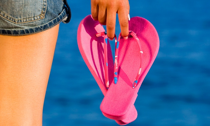 Flip Flop Shops - Flip Flop Shops - Vaughan Mills: C$16 for C$30 Worth of Footwear at Flip Flop Shops