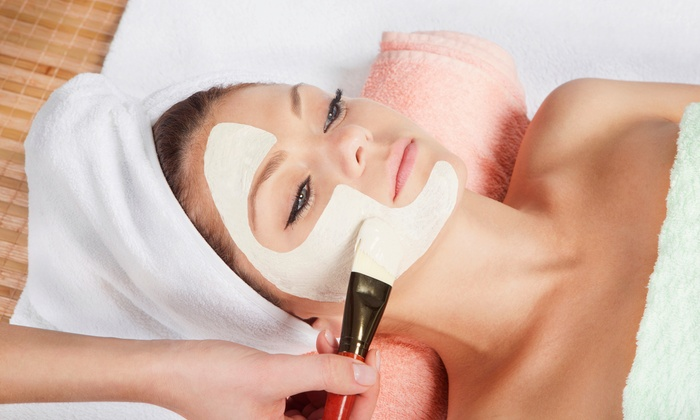 ME SPA - Me Spa at Belmar: 30-, 50-, or 80-Minute Facial Packages with Anti-Aging Eye Treatment at ME SPA (Up to 38% Off)