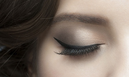 $39 for a Full Set of Faux Mink Extensions at Crescent Beauty Salon, CBD Up to $90 Value