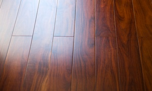 Vama Flooring: Two Rooms of Hardwood Floor Cleaning from Vama Flooring (Up to 80%  Off). Two Options Available.