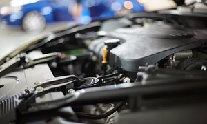 Precision Tune Auto Care: One or Three Oil Changes with Tire Rotations and Brake Inspections at Precision Tune Auto Care (Up to 86% Off)
