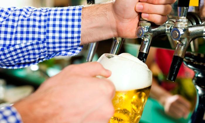 Lilburn Growler & Tap Room at The Barn - Lilburn: 44% Off One 64 Oz. Beer Growler or Two 32 Oz. Beer Growlers at Lilburn Growler & Tap Room at The Barn