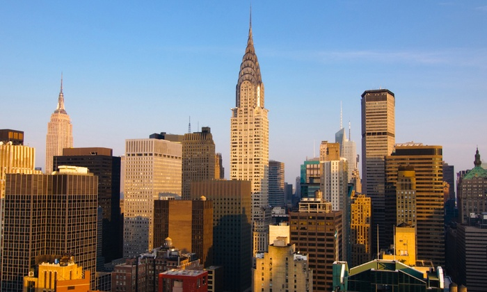 Hotel 35 - NYC: Stay at Hotel 35 in New York City, with Dates into April