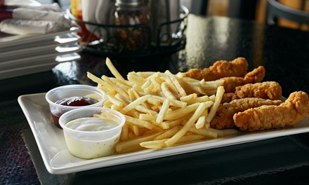 Up to 38% Off on Restaurant Specialty - Chicken at Broadway Mart-N-Diner