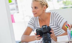 Curso online de fotografía digital con cámara réflex de 150 horas por 16,90 €
