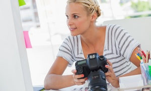 Shaw Academy: CPD Accredited Diploma in Photography for R99 with Shaw Academy (98% Off)