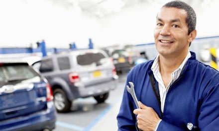 Check up auto, clima e igienizzazione