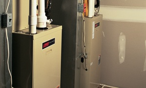 Freedom Heating and Cooling: Furnace Tuneup with Optional Diagnostics and Refrigerant from Freedom Heating and Cooling (Up to 65% Off)