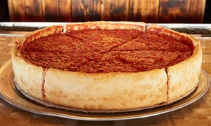 Rosati's Pizza of Shorewood: One or Two Thin-Crust Pizzas or a Deep-Dish Pizza at Rosati's Pizza of Shorewood (Up to 41% Off)